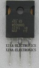 20NM60 STW20NM60 W20NM60 20A/600 V MOSFET ROHS ORIGINALE 10 Pz/lotto Elettronica di Trasporto libero composizione kit