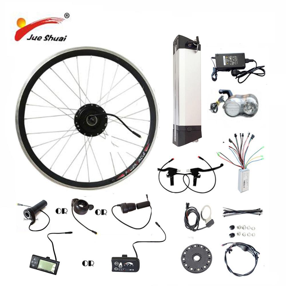 Kit de bicicleta eléctrica, 20