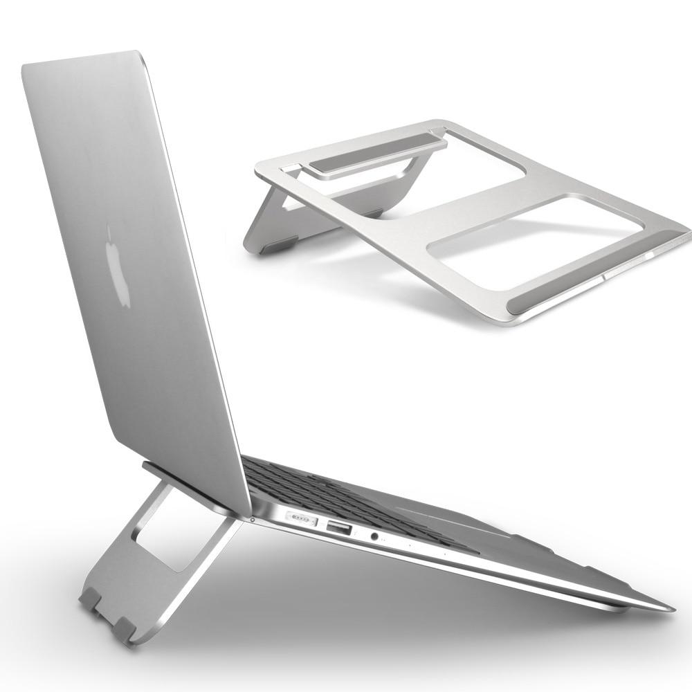 Tragbare Metall Laptop Stehen Aluminium Laptop Stehen für MacBook Apple Lenovo HP Acer Faltbare Laptopständer Aluminium