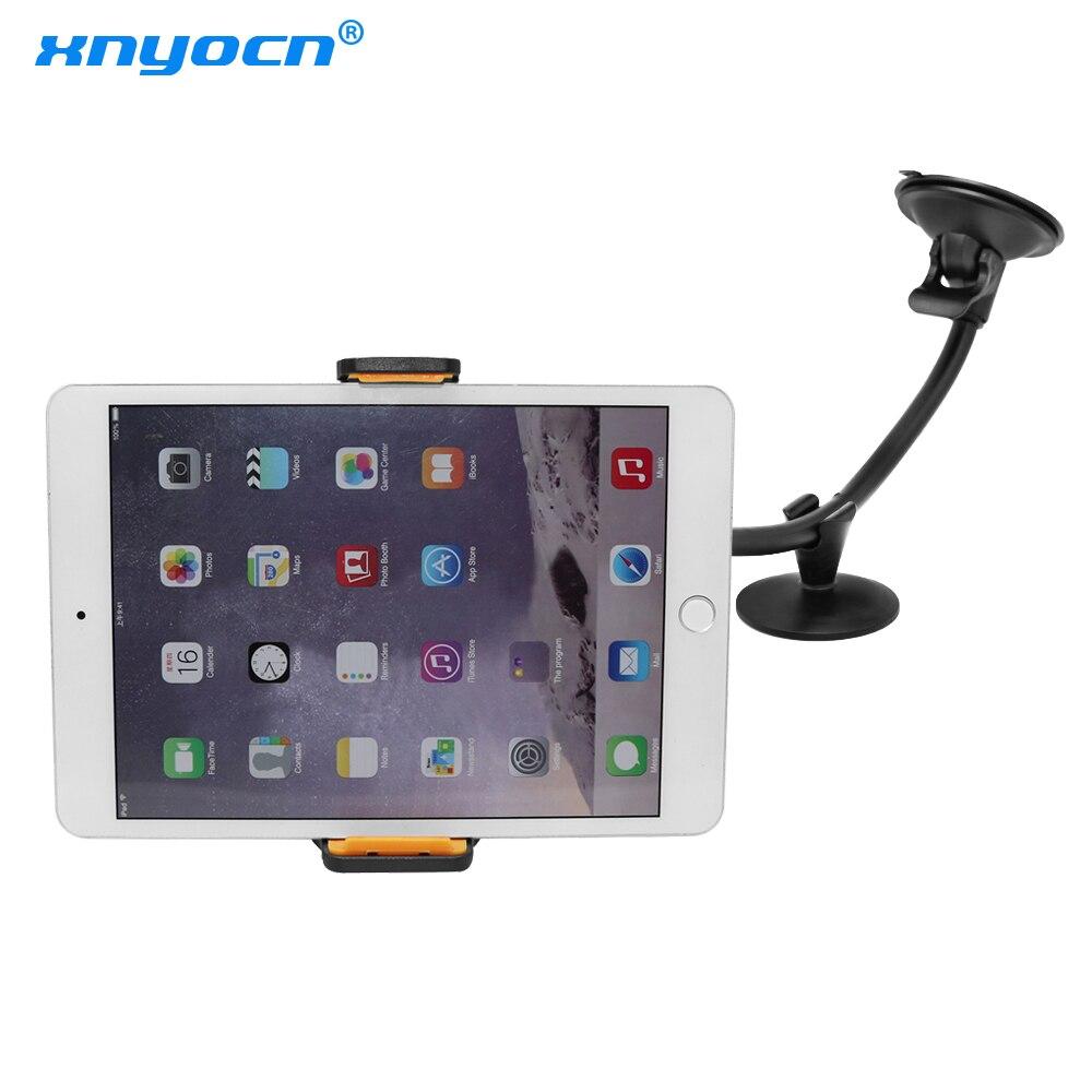 7 Universal 8 9 10 11 polegada tablet PC suporte para carro ventosa painel tablet ipad suporte para carro para o ipad mini 1 2 3 4 ipad air
