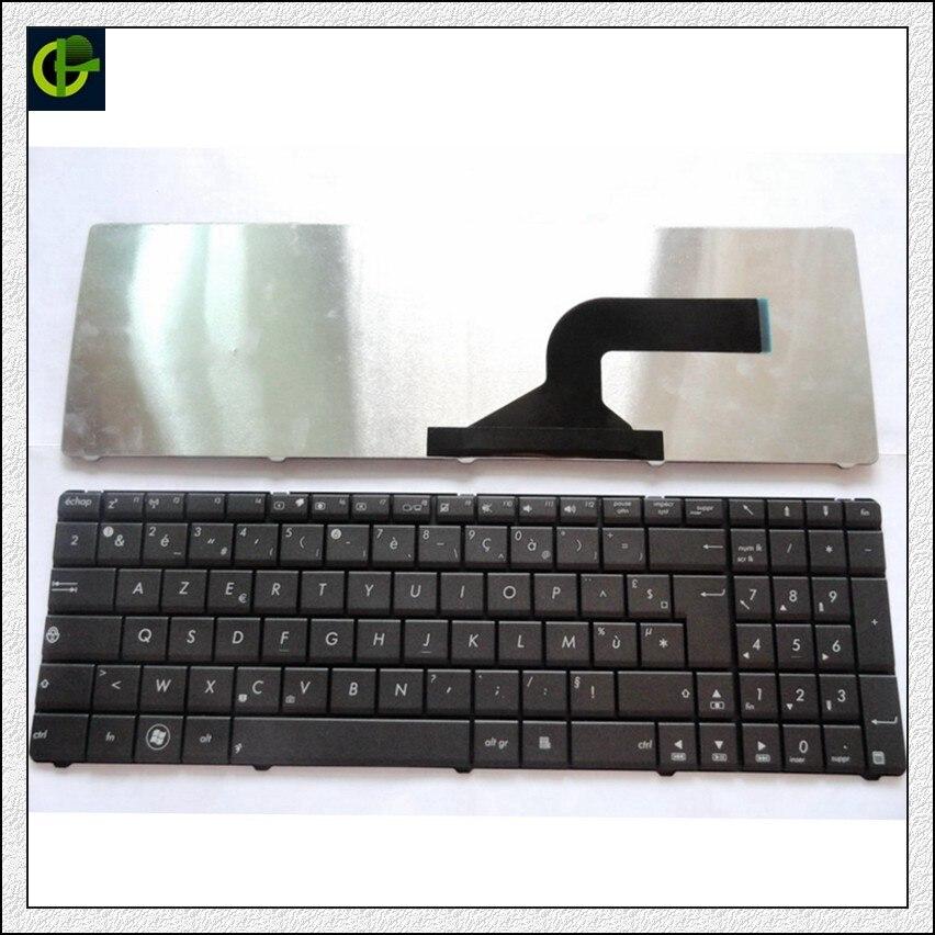 الفرنسية لوحة المفاتيح ل Asus K54 K54C K54H K54L K54Ly N50Vc N50Vg N50Vm N50Vn N53Sm N53Sn N53Sv N53Ta N53JG الأسود FR AZERTY لوحة المفاتيح
