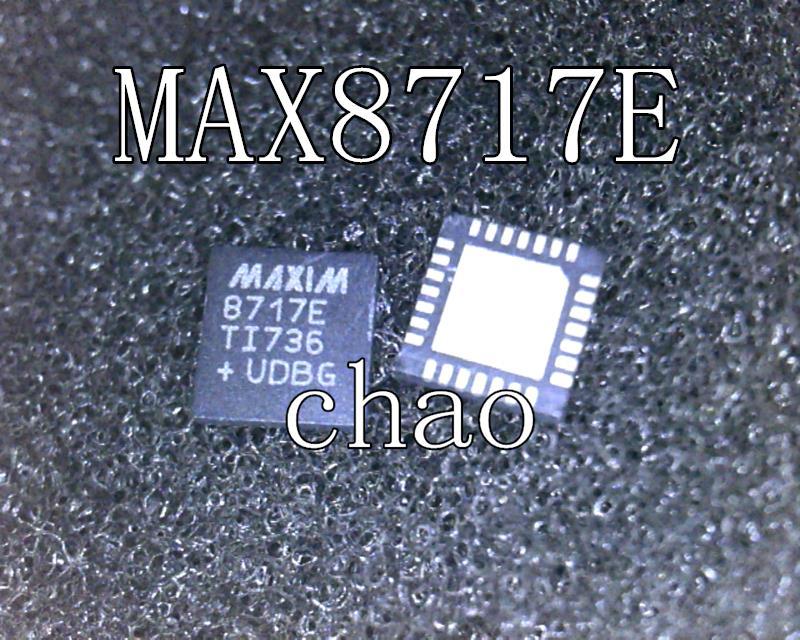 MAX8717E 8717E QFN