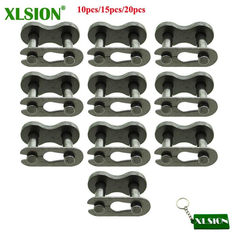 XLSION 420 سلسلة رابط رئيسي ل 50cc 70cc 110cc الترابية دراجة Atv رباعية الذهاب كارت
