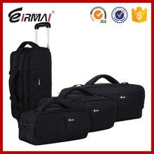 Offre spéciale en nylon dslr caméra vidéo sacs chariot sac à dos haute capacité caméra magnétoscope sac