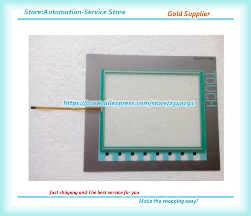 Nuevo KTP1000 6AV6647 6AV6 647-0AE11-3AX0 pantalla táctil de cristal con película