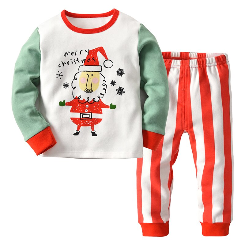 2019 ropa de niños niñas largo Johns grueso polar niños traje de manga larga pulóver + Pantalones Otoño Invierno niños ropa