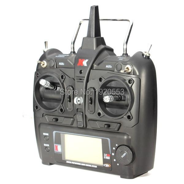 Wltoys XK.2.X6.001 X6 FUTABA Transmitter / Controller Spare Parts For Wltoys XK K100 K110 K120 K123 K124 RC Helicopter