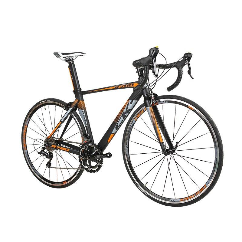 Richbit ультра легкий Вес шоссейных гонок велосипед 18 скоростей 9 Шестерни кассета