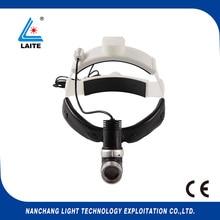 Micare JD2000I 3W LED ENT Headlight Headlamp for dentist dental ENT Surgery free shipping-1set