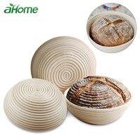 Bakery Mold Rattan Basket Dough Banneton Brotform Bread Proofing Proving Fermentation Country Baskets Factory Baking Tools