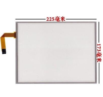 225*173 nuevo 10,4 pulgadas de pantalla táctil lq104v1dg52/51 G104SN03 v.1 v 0 AMT 9509 a mano de pantalla