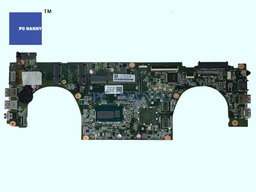 Placa principal PCNANNY FX16M 0FX16M DAJW8CMB8E1 para Dell Vostro 5470 V5470 i5-4200U placa base gráfica Intel HD