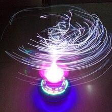 ألعاب جيروسكوب كهربائية دوارة أوتوماتيكية جيروسكوب مضيئة للأطفال بألوان LED ألعاب أطفال للحفلات المسائية