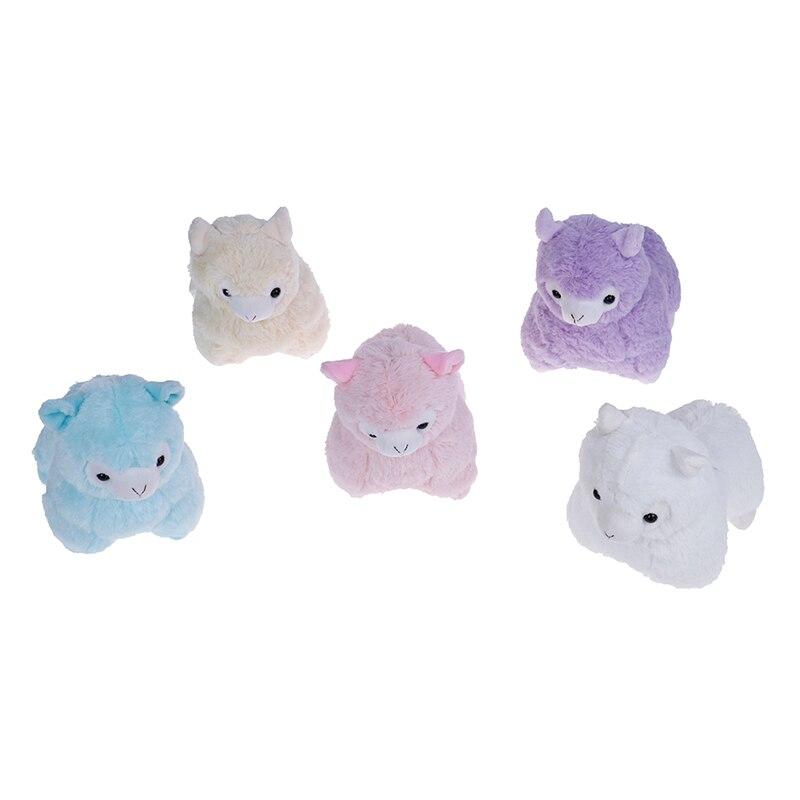 Kawaii alpaga Vicugna Pacos peluche japonaise douce peluche Alpacasso llamaBaby enfants peluche animaux alpaga cadeaux