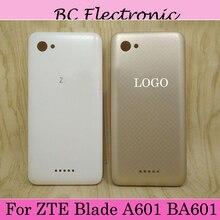 Réparation batterie coque arrière couvercle de porte or blanc pour ZTE Blade A601 BA601 A 601 BA 601