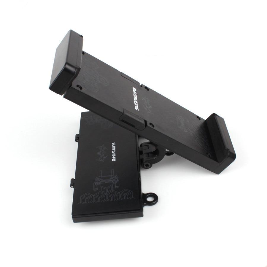 Remote Control holder Phone Tablet mount Bracket & Filter storage for DJI Mavic mini / Pro / air / spark / mavic 2 pro & zoom