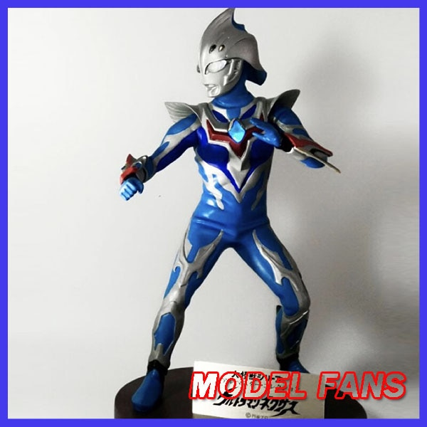 Modelo FANS en STOCK Ultraman Nexus gk figura de resina contiene juguete de luz led para colección
