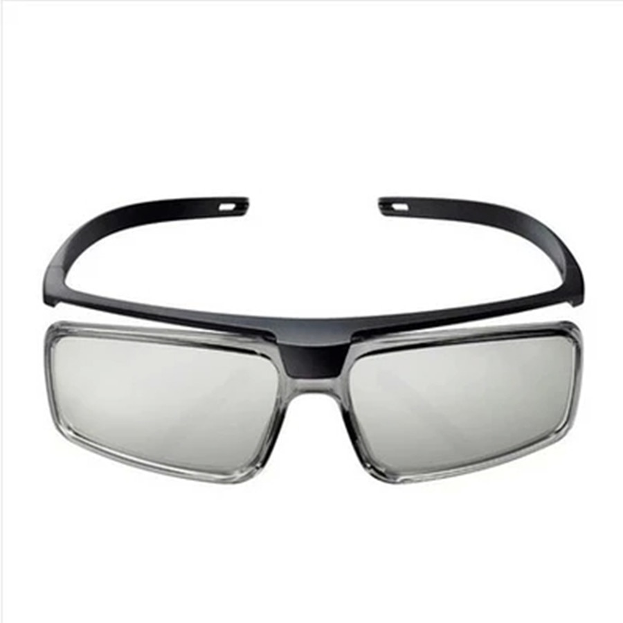 PCS Frete grátis TDG-500P 2 (TDG500P) Passiva 3D Óculos Para TV Sony Sem flash W950B 42W800B etc.