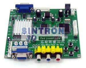 CGA/EGA/YUV TO VGA converter one VGA output arcade game