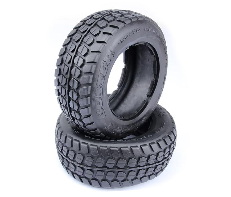 Neumático trasero baja 5T para carretera 2 uds para HPI KM Rovan