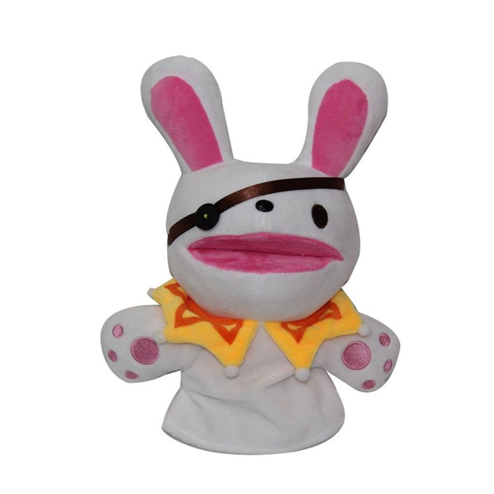 Japanese Anime Date a Live Yoshino Hand Puppet Yoshinon Handmade Stuffed Plush Doll Customize
