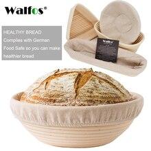 Várias maneiras de fermentação cesta de vime país baguette pão massa prova degustação cestas baneton brotform