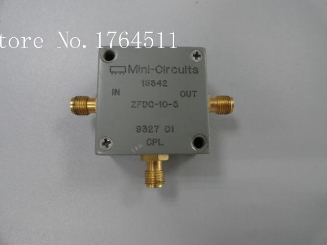 [LAN] ميني الدوائر ZFDC-10-5 DC-1200MHZ 10dB RF الميكروويف الاتجاه المقرنة SMA