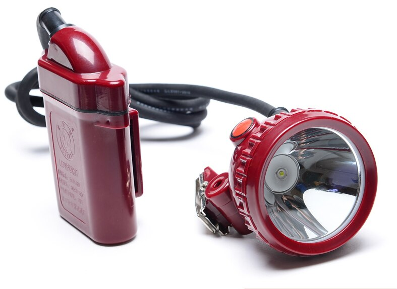 5W LED Mining Lamp Headlight Ultral Bright 25000lux Free Shipping enlarge