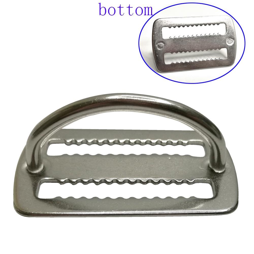 Držač klizača za pojas za ronjenje od nehrđajućeg čelika, - Sportovi na vodi - Foto 3