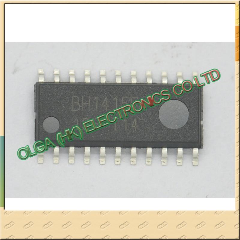 SMD IC BH1415F FM Transmisor FM MICRÓFONO INALÁMBRICO audio chip SOP22clock