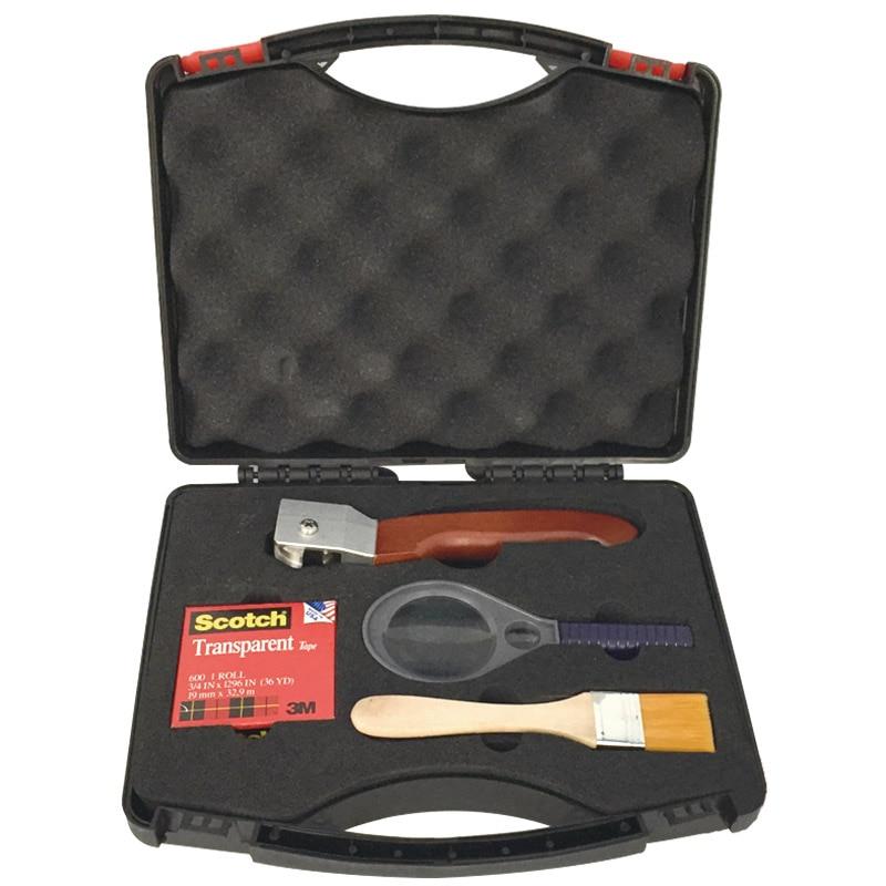 BGD502/3 (1mm/25 cuadrados) probador de corte cruzado de seis cuchillas laterales de acero de aleación dura para película de pintura