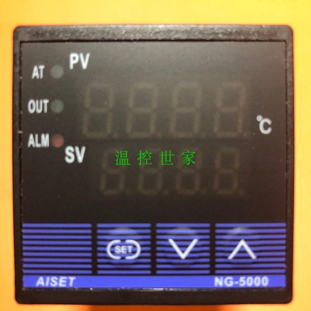 NG-5000 سلسلة ذكي متحكم في درجة الحرارة NG-5411V-2
