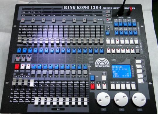 DMX 512 Controller 1024 Stage Lighting DJ Disco Control Led Moving Head Light