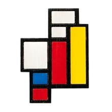 Mondrian Pin