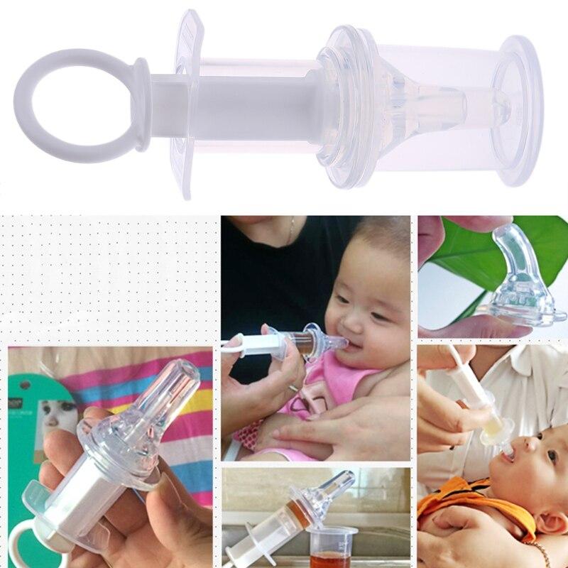 Baby kinder smart medizin dispenser feed medikamente Nadel Feeder utensil medizin dropper mit skala Medizin gerät
