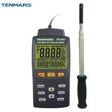 TENMARS TM-4001 testeur de vitesse du vent anémomètre à fil chaud