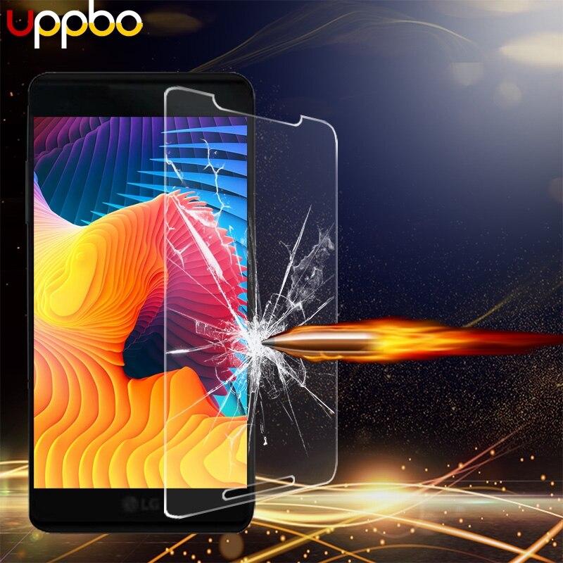 Uppbo vidro temperado para lg x estilo k200ds x pele f740 f740l/lg tribute hd/lg volt 3 filme protetor de tela atacado
