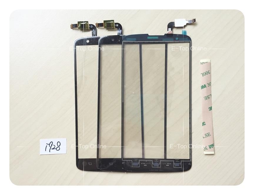 Digitalizador para Philips I928 Digitalizador de pantalla táctil Sensor de vidrio + seguimiento gratuito