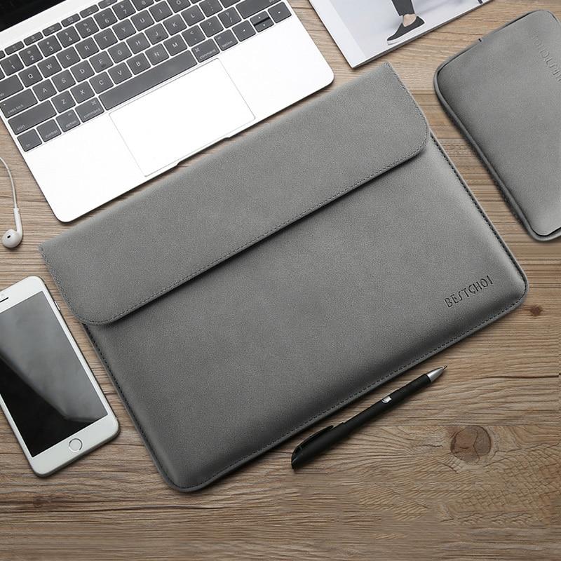 Funda para ordenador portátil para Macbook de 13,3 pulgadas Huawei Matebook D Xiaomi Surface Pro 6, bolsa para portátil 12 Pro 13 15 pulgadas, mujeres, hombres, 14 15,4