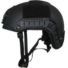 Ccgk Kogelvrij Helm Niveau Iiia 3A Fast Mh Hoge Cut Bullet Proof Aramide Ballistic Helm Zelfverdediging