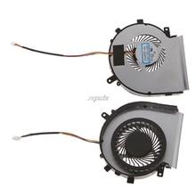 Охлаждающий вентилятор для ноутбука MSI GE62 GE72 GL62 GL72 PE60 PE70 оптовая продажа и Прямая поставка