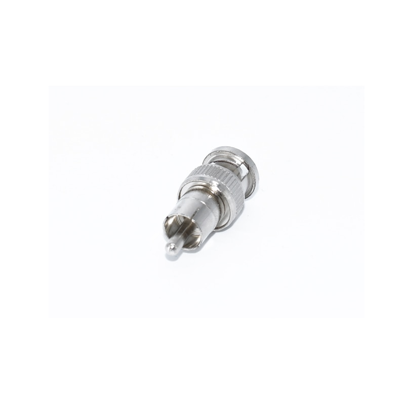 Hot Sale BNC Male revolution RCA male Connectors Cable Adapters Coaxial Cable enlarge