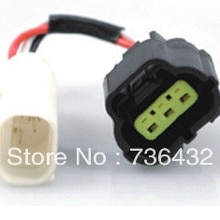 Free shipping!Best quality! Adaptor/connector plug / digger plug for Kobelco excavator /Adaptor for