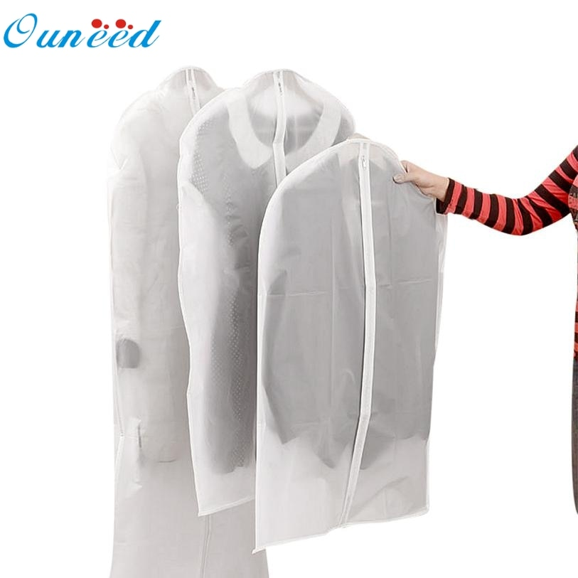 Traje de vestir chaqueta ropa abrigo cubierta a prueba de polvo Protector bolsa de viaje Wonderful2.10
