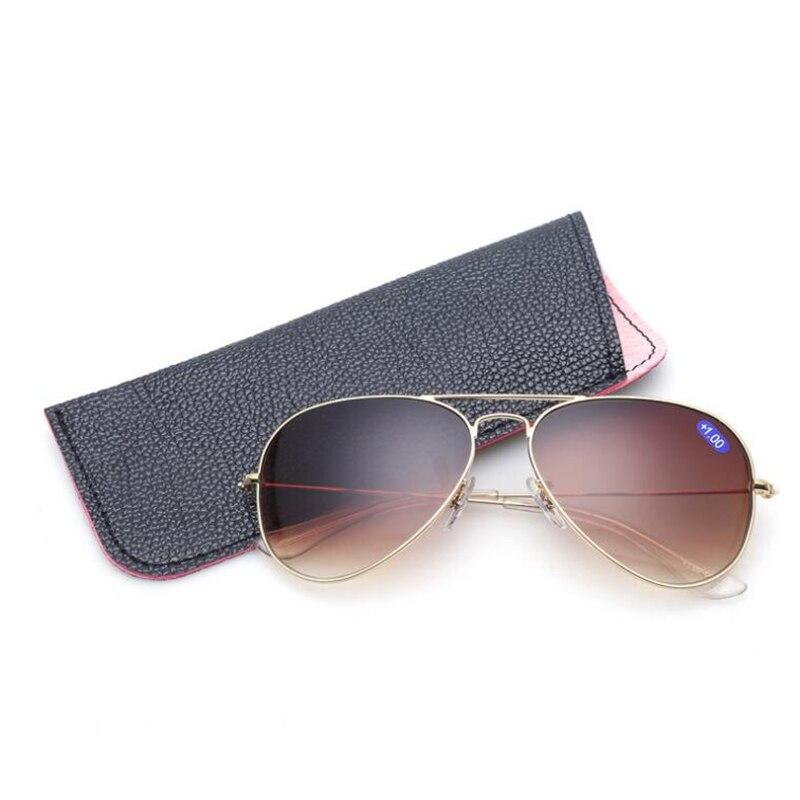 Bifocal gafas de lectura Unisex dioptrías gafas de sol masculinas presbiopic anteojos Leesbril + 1,0 + 1,5 + 2,0 + 2,5 + 3,0 A1