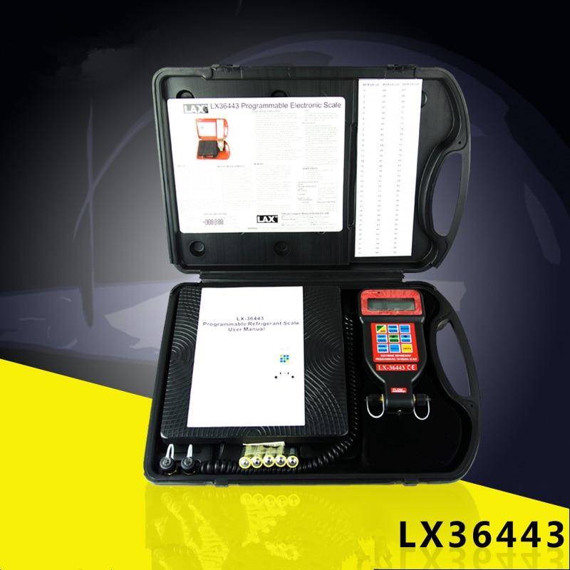 الرقمية برمجة شحن مقياس LX-36443