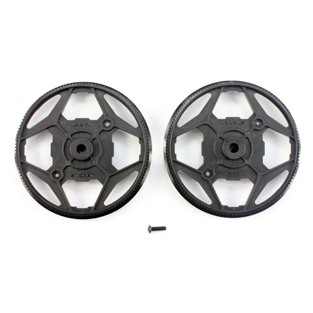 Tarot 130T PTZ Pan Tilt sincronización engranaje de rueda de TL100A10 F05085