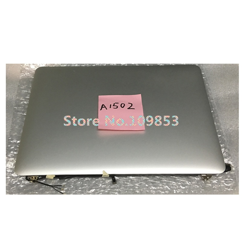 "Genuino A1502 pantalla de visualización LCD completa para Apple MacBook Pro Retina 13 ""ME864 ME866 MGX72 MGX92 a finales de 2013 a mediados de 2014"