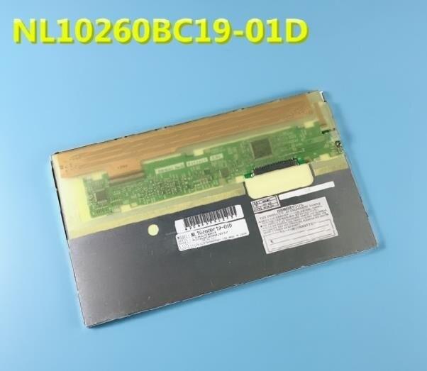 """Puede proporcionar vídeo de prueba, garantía de 90 días 8,9 """"1024*600 a-Si TFT-LCD panel NL10260BC19-01D"""