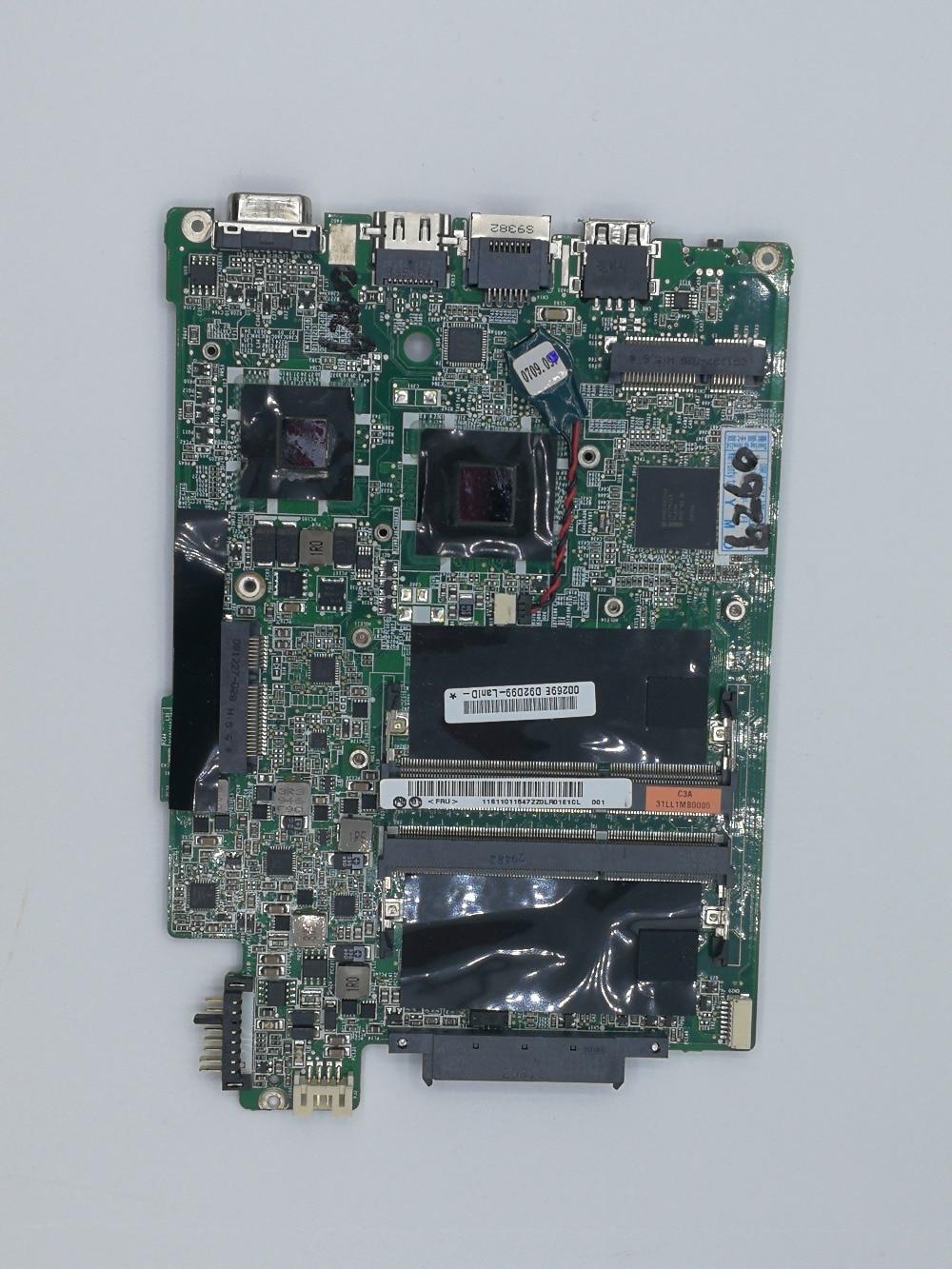 Motherboard Für Lenovo U350 Laptop hauptplatine DA0LL1MB8C0 SU2700 CPU An bord DDR3